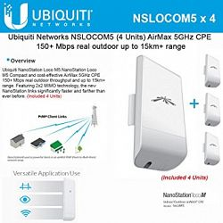 Unifi LocoStation M5